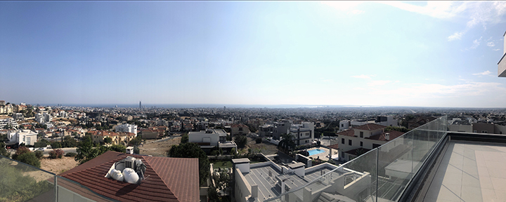 180 Residence Panoramic View